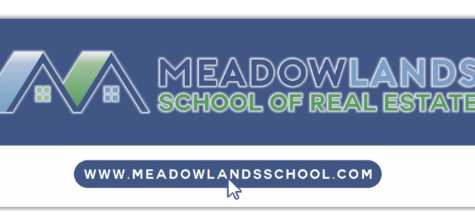 Meadowlands School Of Real Estate Home